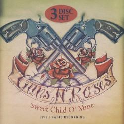 Guns N' Roses - Sweet Child O´Mine - 3CD DIGISLEEVE