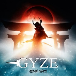 Gyze - Asian Chaos - CD DIGIPAK