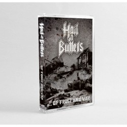 Hail Of Bullets - ...Of Frost and War - CASSETTE