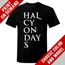 Halcyon Days - Logo - Print on demand
