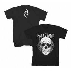 Halestorm - Haleskull - T-shirt (Homme)