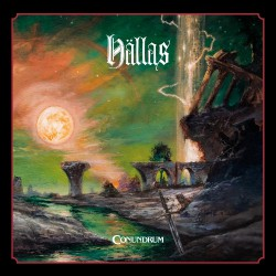 Hallas - Conundrum - CD