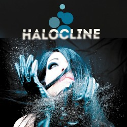 Halocline - Troubled Waters - CD DIGIPAK