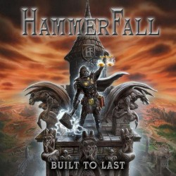 HammerFall - Built To Last - CD