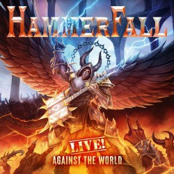 HammerFall - Live! Against The World - TRIPLE LP GATEFOLD COLOURED