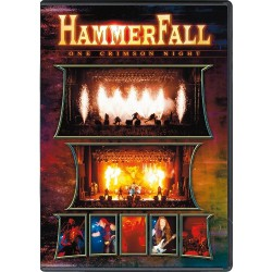 HammerFall - One Crimson Night - DVD