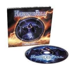 HammerFall - Threshold - CD DIGIPAK