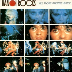 Hanoi Rocks - All Those Wasted Years - DOUBLE LP GATEFOLD COLOURED