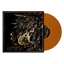 Harakiri For The Sky - Arson - DOUBLE LP GATEFOLD COLOURED