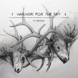 Harakiri For The Sky - III : Trauma - CD DIGIPAK