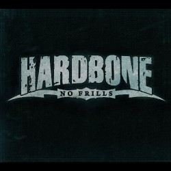 Hardbone - No Frills - CD