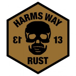 Harm's Way - 13 - Negative - Patch
