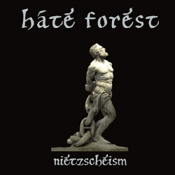 Hate Forest - Nietzscheism - CD DIGISLEEVE