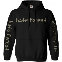 Hate Forest - Poster 1918 - Hooded Sweat Shirt (Homme)