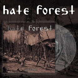 Hate Forest - Sorrow - LP COLOURED