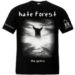 Hate Forest - The Gates - T-shirt (Homme)