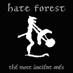 Hate Forest - The Most Ancient Ones - CD DIGISLEEVE