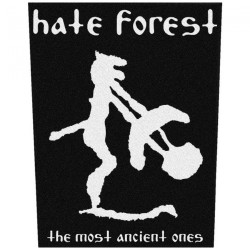 Hate Forest - The Most Ancient Ones - BACKPATCH