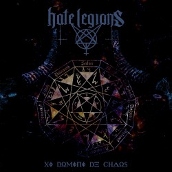 Hate Legions - XI Domini De Chaos - CD
