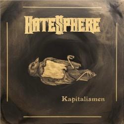 "Hatesphere - Kapitalismen - 7"" vinyl"