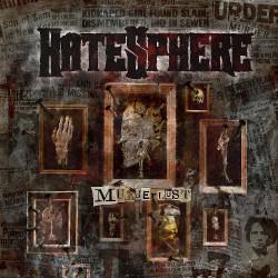 Hatesphere - Murderlust - CD