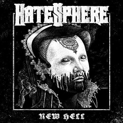 Hatesphere - New Hell - CD