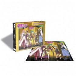 Hatsune Miku - Group - Puzzle