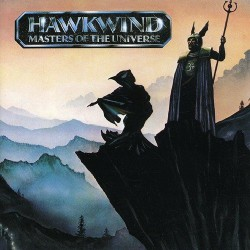 Hawkwind - Masters Of The Universe - CD
