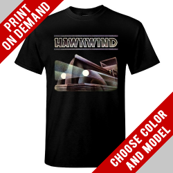 Hawkwind - Roadhawks - Print on demand