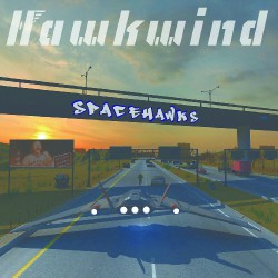 Hawkwind - Spacehawks - CD