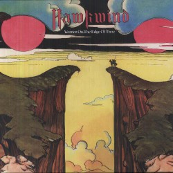 Hawkwind - Warrior On The Edge Of Time - LP Gatefold
