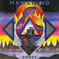 Hawkwind - Zones - DOUBLE LP Gatefold