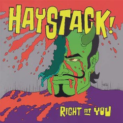Haystack - Right At You - CD