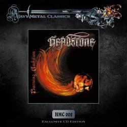 Headstone - Burning Ambition - CD
