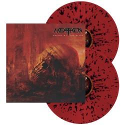 Heathen - Empire Of The Blind - DOUBLE LP GATEFOLD COLOURED