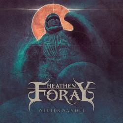 Heathen Foray - Weltenwandel - CD DIGIPAK