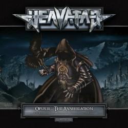 Heavatar - Opus II - The Annihilation - CD