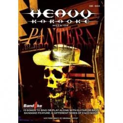 Heavy Karaoke - Hits of Pantera - DVD