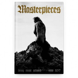Heavy Music Artwork - Masterpieces - Anno 2017 - BOOK