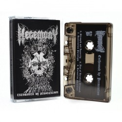 Hegemony - Enthroned By Persecution - CASSETTE
