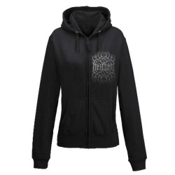 Heilung - Audugan - Hooded Sweat Shirt Zip (Femme)