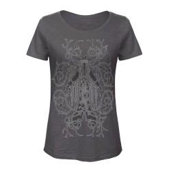 Heilung - Audugan - T-shirt (Femme)