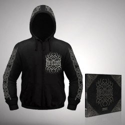 Heilung - Bundle 3 - CD Digipak + Hooded Sweat Shirt Zip (Homme)