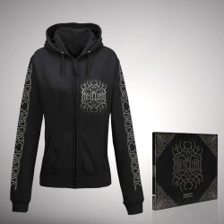 Heilung - Bundle 4 - CD Digipak + Hooded Sweat Shirt Zip (Femme)