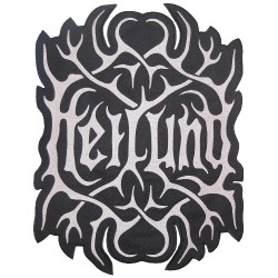 Heilung - Logo - BACKPATCH