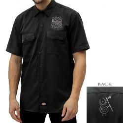 Heilung - Logo - Worker Shirt (Homme)
