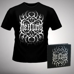 Heilung - Ofnir [Deluxe Edition] - CD BOOK + T-shirt bundle (Homme)