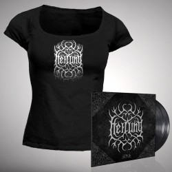 Heilung - Ofnir - Double LP gatefold + T-shirt bundle (Femme)