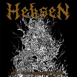 Heksen - Post-Mortem Psychanalyse Reloaded - CD DIGIPAK