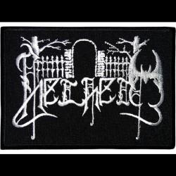 Helheim - Logo - EMBROIDERED PATCH